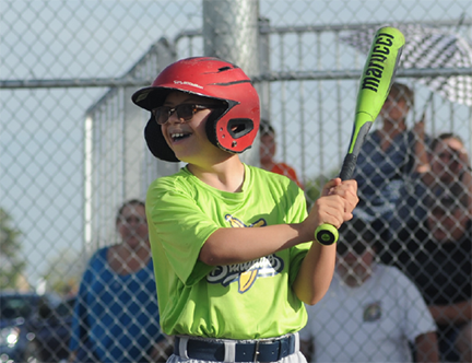 USSSA won't let Down Syndrome define player