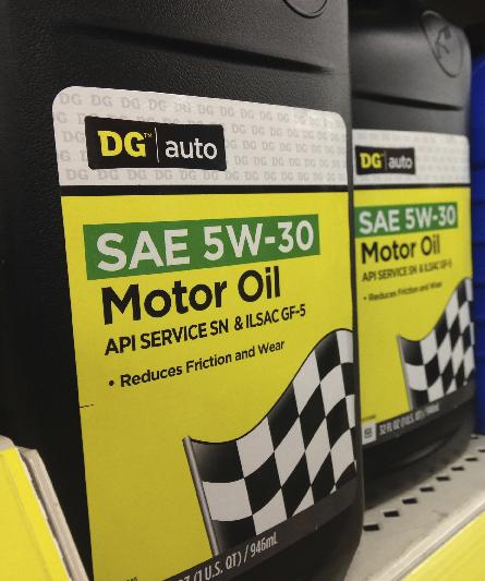 Dollar General accused of selling obsolete motor oil